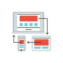 Flow chart ipad, computer, ipad